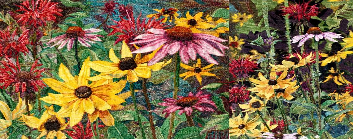 Summer Splendor and Into the Garden