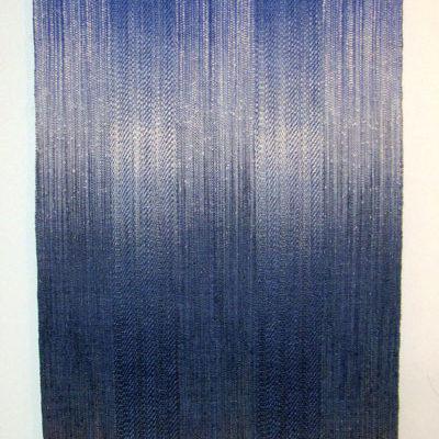 Cascade Blue, custom panel.