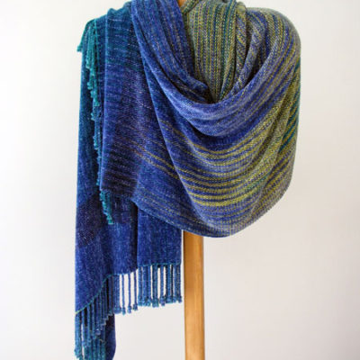 Large Chenille Wrap   $395
