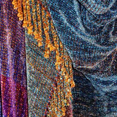 Chenille Wrap detail