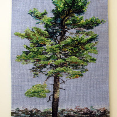 Heather's Tree    Commissioned tapestry